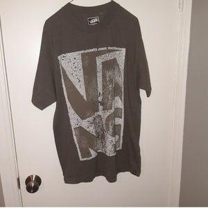 Like New. Vans Tshirt